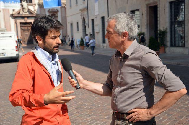 Incontro con Alessandro De Bertolini